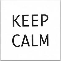 Фото Kerama Marazzi декор Итон Keep Calm 9.9x9.9 (AD\A168\1146T)