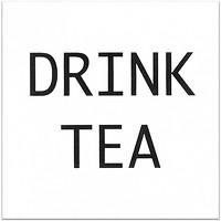Фото Kerama Marazzi декор Итон Drink Tea 9.9x9.9 (AD\A170\1146T