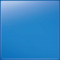 Фото Tubadzin плитка настенная Pastel Blue Shiny 20x20