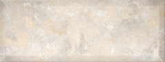 Фото Inter Cerama плитка настенная Antica серая 15x40 (1540128072)