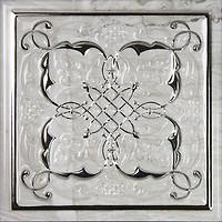 Фото Monopole Ceramica декор Petra Armonia B Silver 15x15