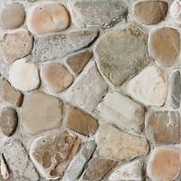 Фото Rako плитка напольная Pebbles бежево-серая 33.3x33.3 (DAR3B702)