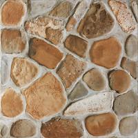 Фото Rako плитка напольная Pebbles красно-коричневая 33.3x33.3 (DAR3B703)
