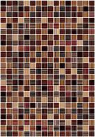 Фото Керамин плитка мозаичная Гламур 3Т 27.5x40