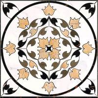 Фото Grespania декор Palace Maintenon Carrara 59x59 (52PA45M)