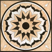 Фото Grespania декор-панно Palace Buckingham Indalo 118x118 (52PA75B) (комплект 4 шт)