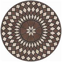 Фото Marconi декор Colorado Rozeta A Brown 90x90