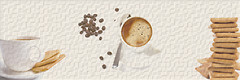 Фото Navarti декор Mosaic Breakfast Crema 20x60