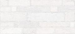 Фото Inter Cerama плитка настенная Brick светло-серая 23x50 (23505071)
