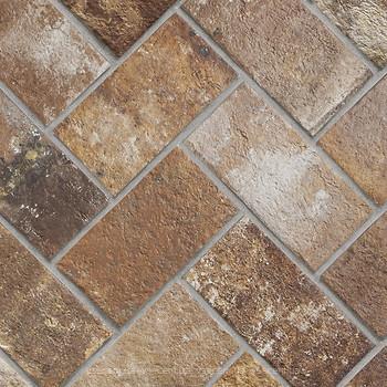 Фото Rondine Group плитка настенная London Brick Sunset 13x25 (J85943)
