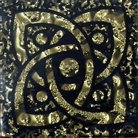 Фото Grand Kerama вставка Tako Галактика золото 6.6x6.6