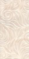 Фото Kerama Marazzi плитка настенная Вирджилиано структура бежевая обрезная 30x60 (11105R)
