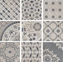 Фото Kerama Marazzi плитка напольная Коллиано Орнамент 30x30 (SG914500N)