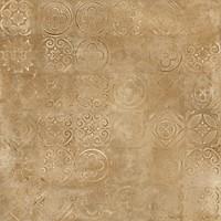 Фото Ragno ceramica декор Epoca Decoro Anticato Ocra 60x60 (R03D)