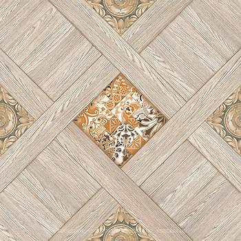 Фото Inter Cerama плитка напольная Sandal бежевая 43x43 (4343122021)