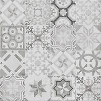 Cersanit грес (керамогранит) декор Конкрет Стайл (Concrete Style) Пэчворк 42x42