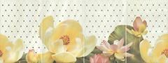 Фото Kerama Marazzi декор-панно Летний сад фисташковый 30x80 (HGD\C56\4x\8261) (комплект 4шт)
