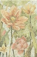 Фото Kerama Marazzi декор Летний сад Лилии беж лаппатированный 20x30 (HGD\A146\880L)
