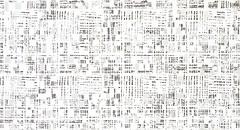Фото Fanal декор Blocks Decor Blanco 32.5x60