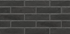 Фото Cerrad плитка фасадная Foggia Nero 6.5x24.5 (11917)