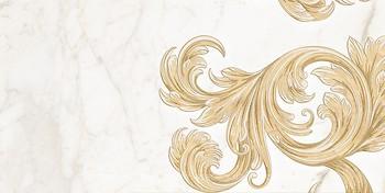 Фото Golden Tile декор Saint Laurent 2 белый 30x60 (9А0321)