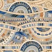 Фото Golden Tile плитка напольная Венера серая 40x40 (392870)