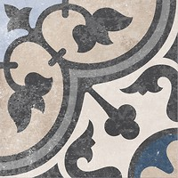 Фото Golden Tile декор Ethno 21 микс 18.6x18.6 (Н8Б210)