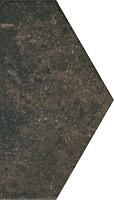 Фото Ceramika Paradyz плитка напольная Scandiano Polowa Brown 14.8x26