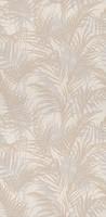 Фото Kerama Marazzi плитка настенная Тропикаль Листья беж 30x60 (11135R)