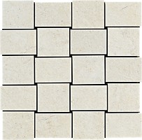 Фото Ragno ceramica мозаика Jerusalem Mosaico Avorio 30x30 (R09G)