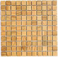 Фото Kotto Ceramica мозаика CM 3034 C Wood/Honey 30x30