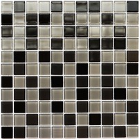 Фото Котто Кераміка мозаика GM 4008 C3 Black/Gray M/Gray W 30x30