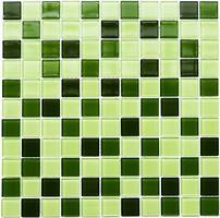 Фото Kotto Ceramica мозаика GM 4029 C3 Green D/Green M/Green W 30x30