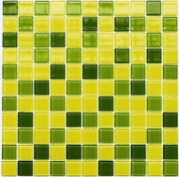 Фото Котто Кераміка мозаика GM 4032 C3 Lime D/Lime M/Yellow 30x30
