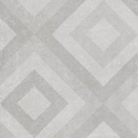 Фото Golden Tile декор Terragres Stonehenge Mod светло-серый 60x60 (44G540)