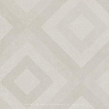 Фото Golden Tile декор Terragres Stonehenge Mod айвори 60x60 (44А540)