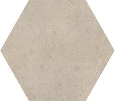 Фото Kale плитка Hexagon GS-A3001 Cream 17.5x20