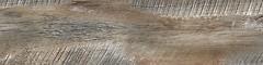 Фото Inter Cerama плитка напольная Brand темно-коричневая 15x60 (1560164032)