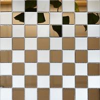 Фото Vivacer мозаика Зеркальная 31.8x31.8 (ZM-06)