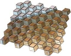 Фото Vivacer мозаика Зеркальная 30.5x33.9 (ZR-56)