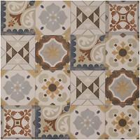 Фото Ceramika Paradyz плитка Cement Patchwork Grys 60x60