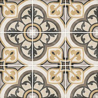 Фото Equipe Ceramicas декор Art Nouveau Majestic Colour 20x20