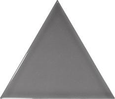Фото Equipe Ceramicas плитка настенная Scale Triangolo Dark Grey 10.8x12.4
