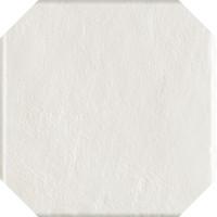 Фото Ceramika Paradyz плитка напольная Modern Octagon Bianco 19.8x19.8