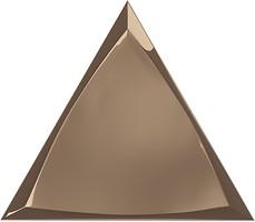 Фото ZYX плитка настенная Evoke Channel Copper Glossy 15x17