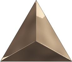 Фото ZYX плитка настенная Evoke Level Copper Glossy 15x17
