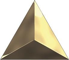 Фото ZYX плитка настенная Evoke Level Gold Glossy 15x17