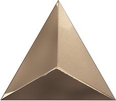 Фото ZYX плитка настенная Evoke Level Laser Copper Glossy 15x17