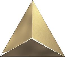 Фото ZYX плитка настенная Evoke Level Laser Gold Glossy 15x17