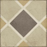 Фото Ragno ceramica декор Ottocento Decoro Tapetto 1 Ambra 20x20 (R86R)